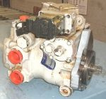 Picture of sauer 46 pump before repair